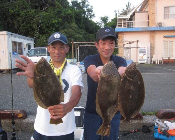 釣り船幸盛丸  2018/07/15「日」釣果