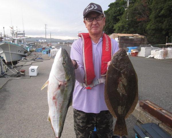 釣り船幸盛丸  2018/08/12「日」釣果