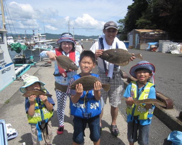 釣り船幸盛丸  2018/08/14「火」釣果