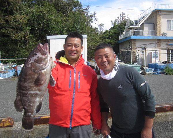 釣り船幸盛丸  2018/10/03「水」釣果