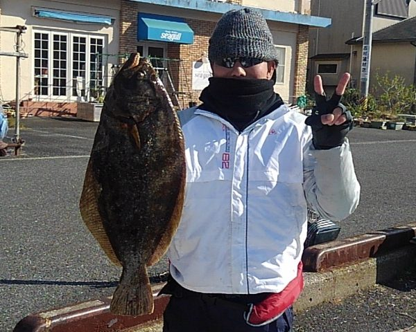 釣り船幸盛丸  2018/12/14「金」釣果