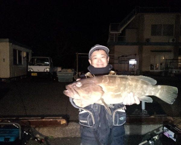 釣り船幸盛丸  2019/01/12「土」釣果