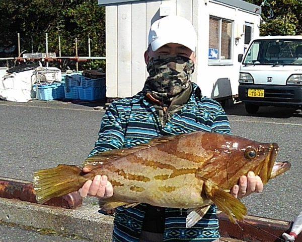 釣り船幸盛丸  2019/02/02「土」釣果