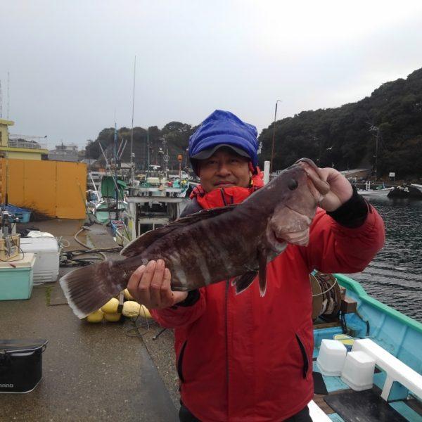 釣り船幸盛丸  2019/02/06「水」釣果