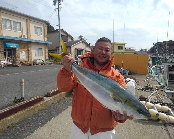 釣り船幸盛丸  2019/02/27「水」釣果