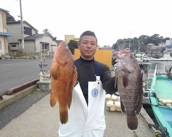 釣り船幸盛丸  2019/03/06「日」釣果
