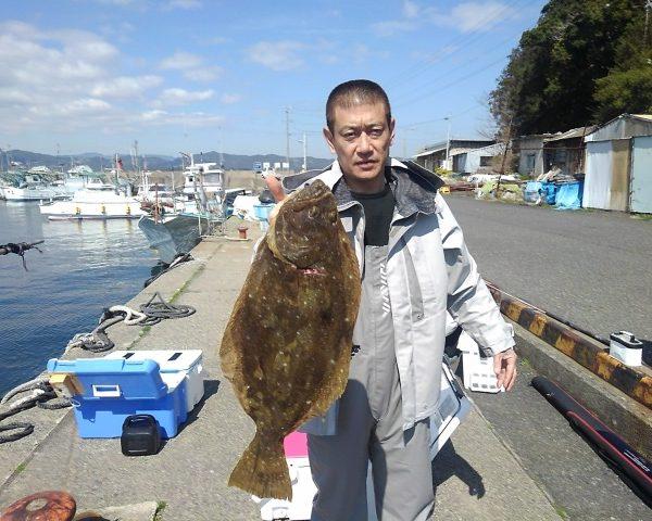 釣り船幸盛丸  2019/03/09「土」釣果