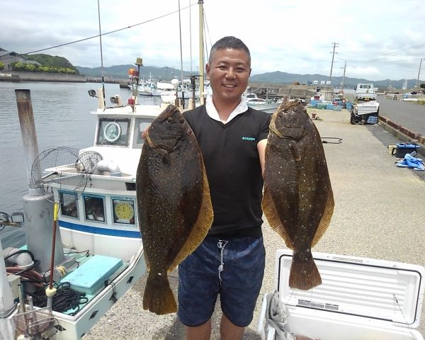 釣り船幸盛丸  2019/06/05「水」釣果