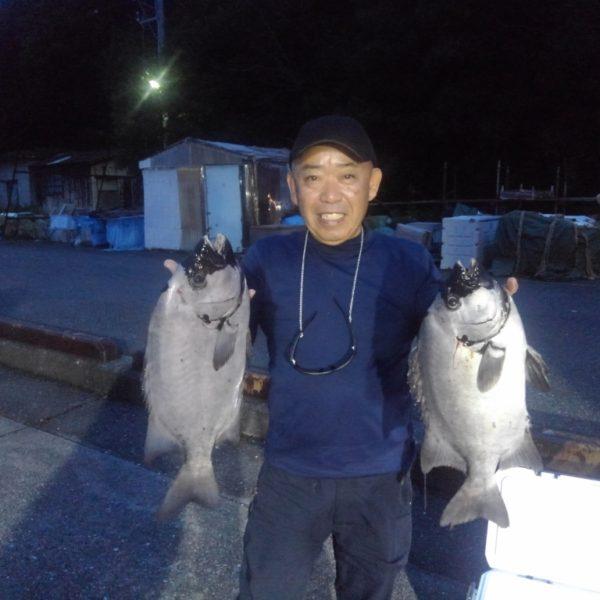 釣り船幸盛丸  2019/07/20「土」釣果