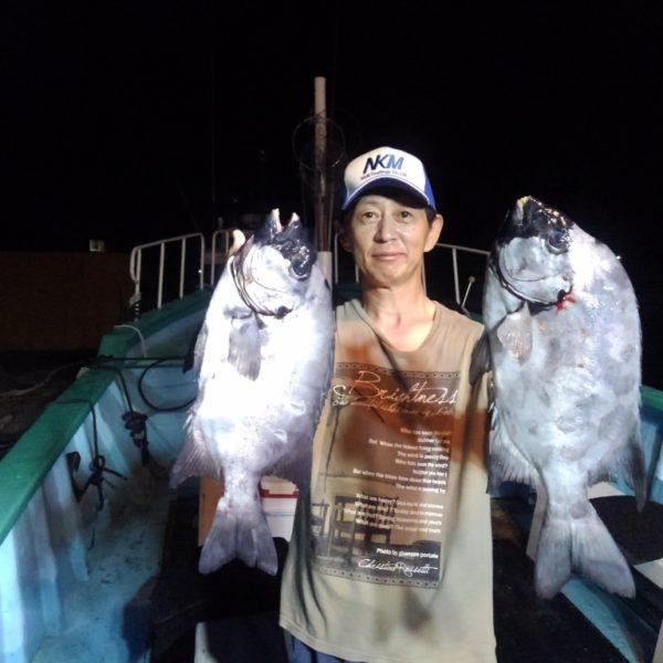 釣り船幸盛丸 2019/07/21「日」釣果