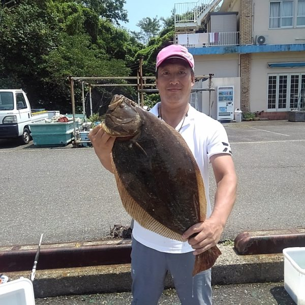 釣り船幸盛丸  2019/07/28「日」釣果