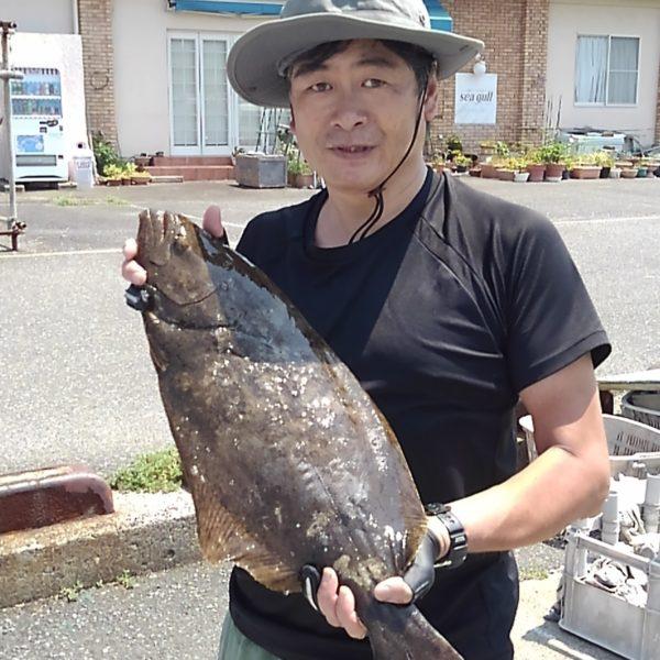 釣り船幸盛丸  2019/08/17「土」釣果