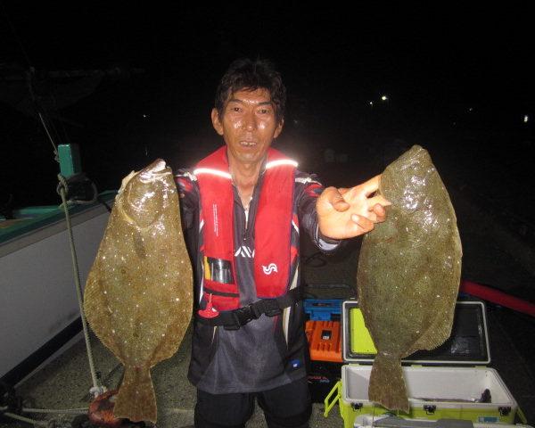 釣り船幸盛丸  2019/09/29「日」釣果