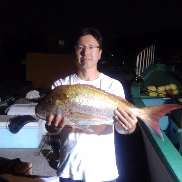 釣り船幸盛丸  2019/09/16「月」釣果