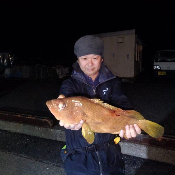釣り船幸盛丸  2019/10/20「日」釣果
