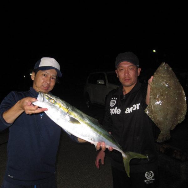 釣り船幸盛丸 釣果  2019/11/02「土」