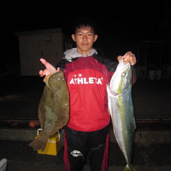 釣り船幸盛丸 釣果  2019/11/03「日」