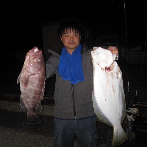 釣り船幸盛丸 釣果  2019/11/10「日」