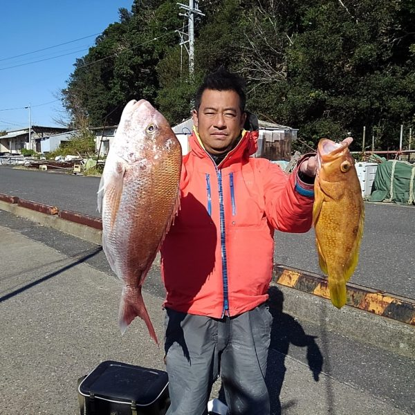 釣り船幸盛丸 釣果  2019/11/07「木」