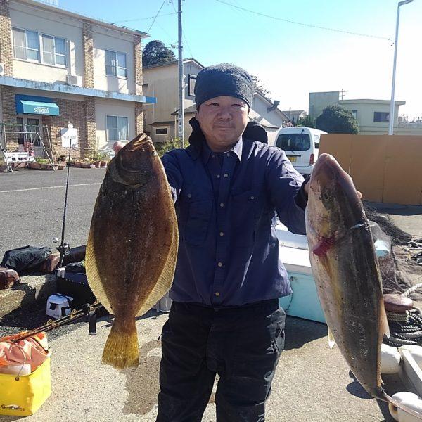 釣り船幸盛丸 釣果  2019/11/23「土」