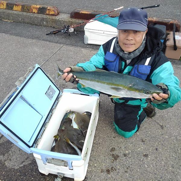 釣り船幸盛丸 釣果  2019/11/24「日」