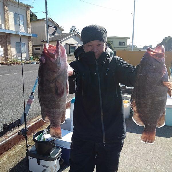 釣り船幸盛丸 釣果  2019/11/30「土」