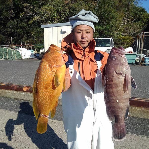 釣り船幸盛丸 釣果  2019/12/04「水」