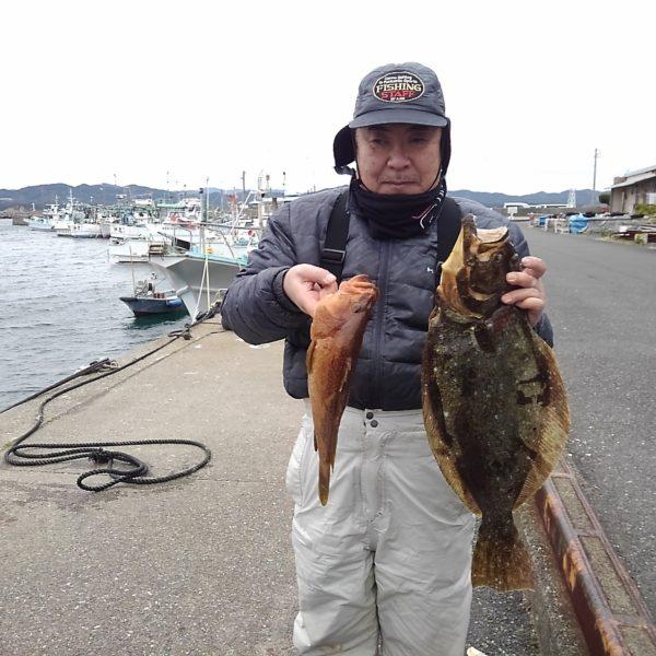 釣り船幸盛丸  2019/12/08 午後便出船中止