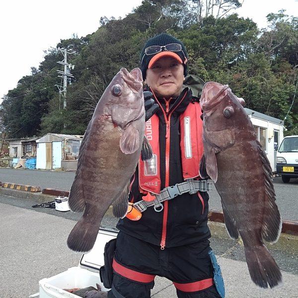 釣り船幸盛丸 釣果  2019/12/10「火」