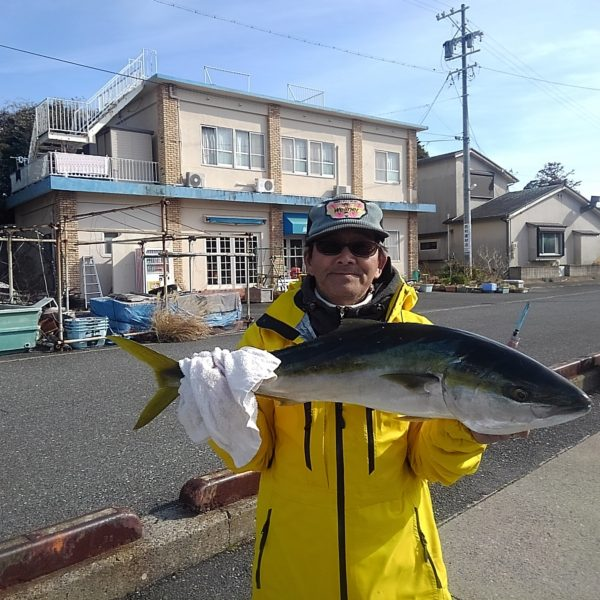 釣り船幸盛丸 釣果  2020/01/19「日」