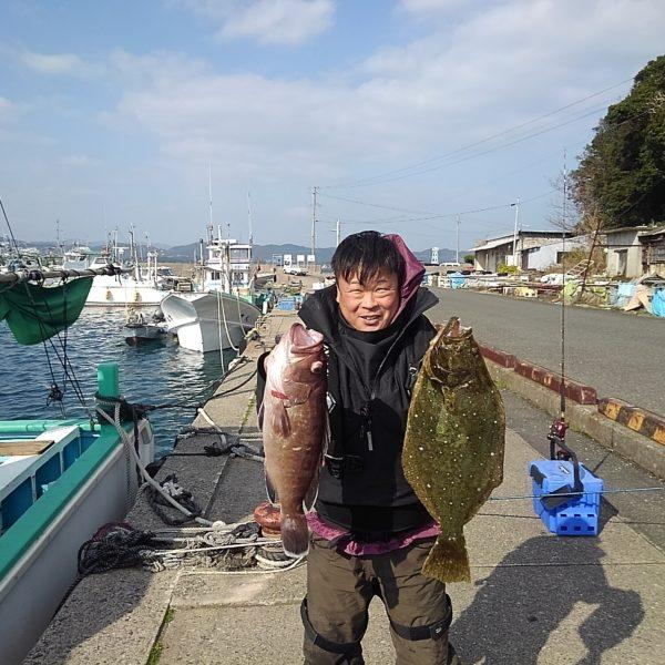 釣り船幸盛丸 釣果  2020/01/20「月」