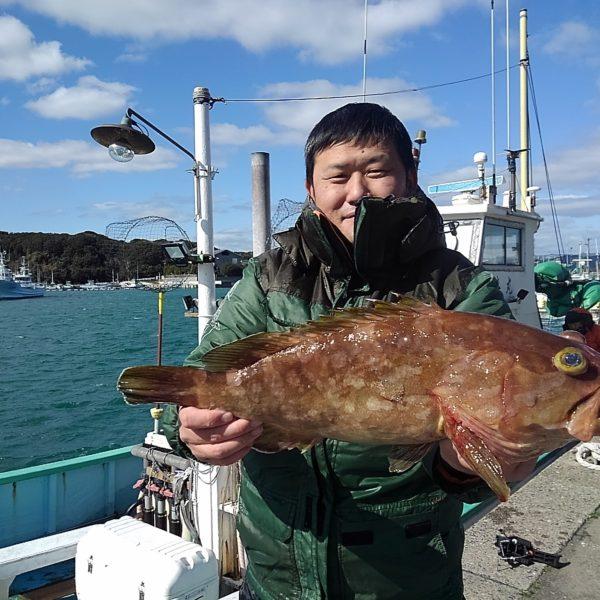 釣り船幸盛丸 釣果  2020/02/01「土」