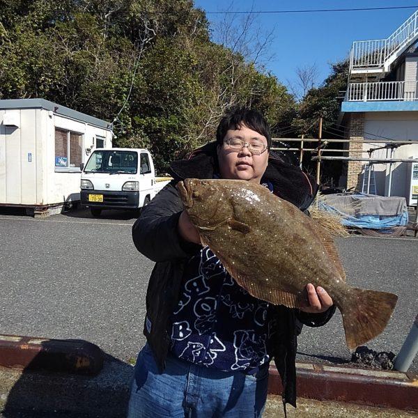 釣り船幸盛丸 釣果  2020/02/11「火」