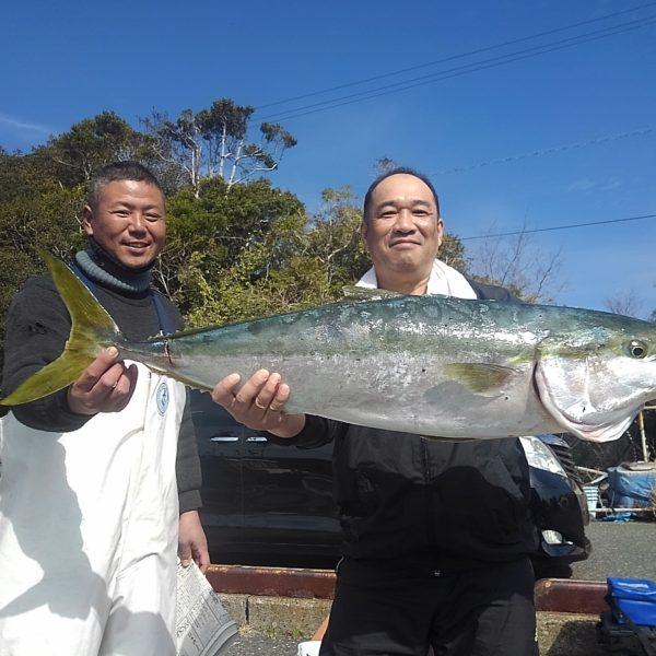 釣り船幸盛丸 釣果  2020/02/12「水」