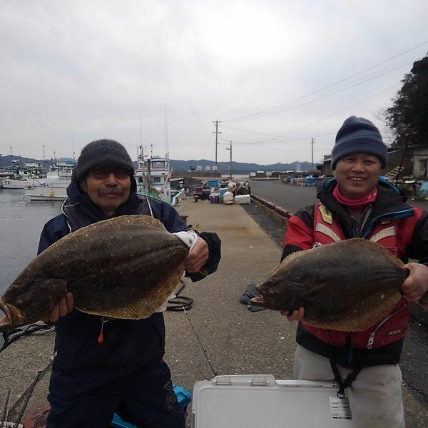 釣り船幸盛丸 釣果  2020/02/15「土」