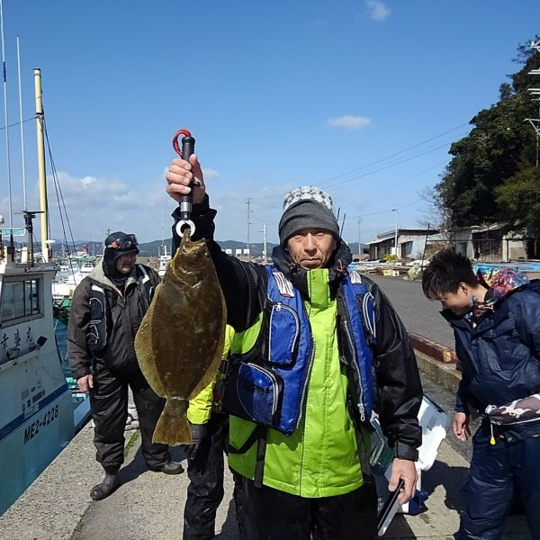 釣り船幸盛丸 釣果  2020/02/23「日」