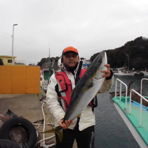 釣り船幸盛丸 釣果 2020/02/29 「土」