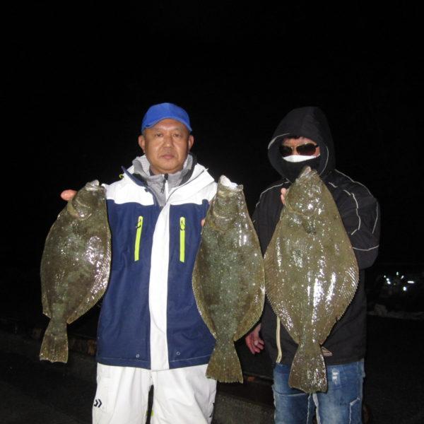 釣り船幸盛丸 釣果 2020/03/20「金」