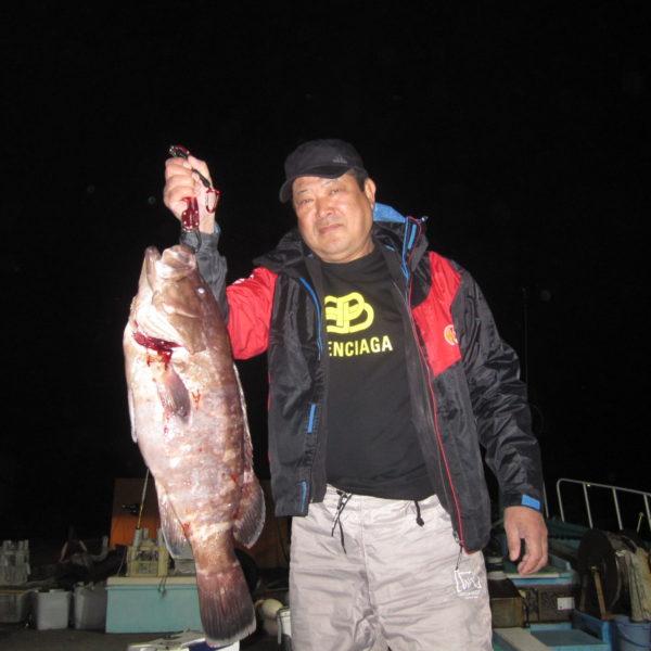 釣り船幸盛丸 釣果 2020/03/22「日」