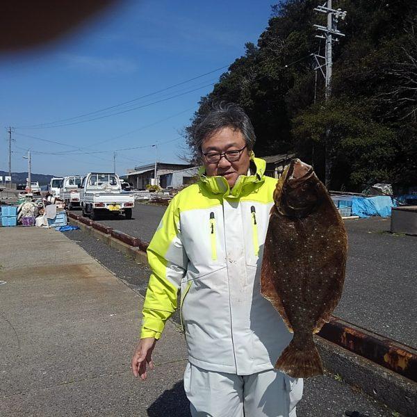 釣り船幸盛丸 釣果 2020/03/08「日」