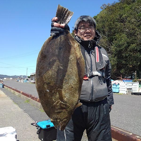 釣り船幸盛丸 釣果 2020/03/23「月」