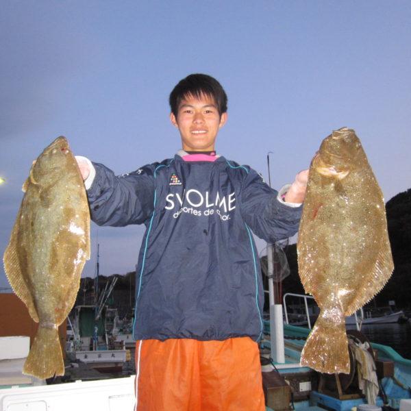 釣り船幸盛丸 釣果 2020/04/11「土」