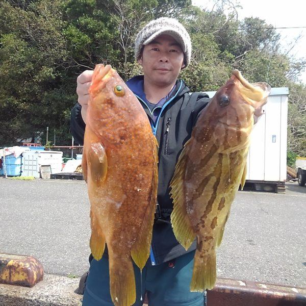 釣り船幸盛丸 釣果 2020/04/04「土」