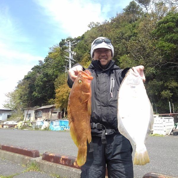 釣り船幸盛丸 釣果 2020/04/07「火」
