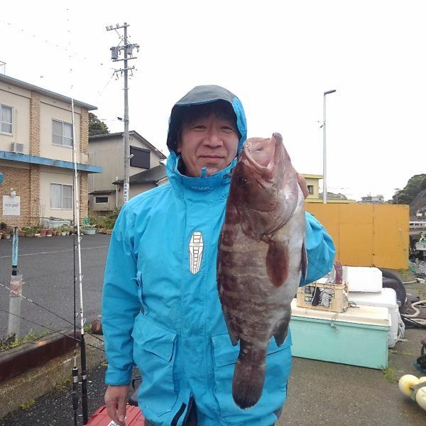 釣り船幸盛丸 釣果 2020/04/12「日」
