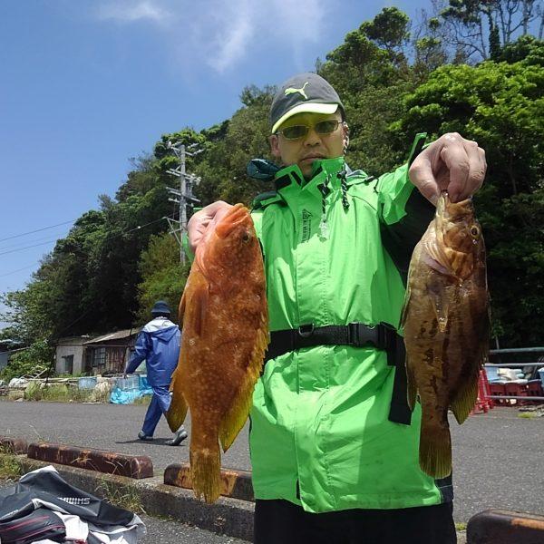 釣り船幸盛丸 釣果 2020/05/23「土」