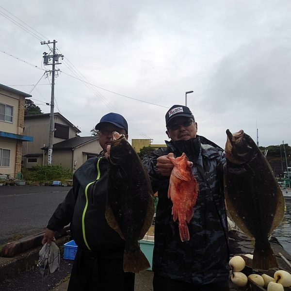 釣り船幸盛丸 釣果 2020/06/02「火」