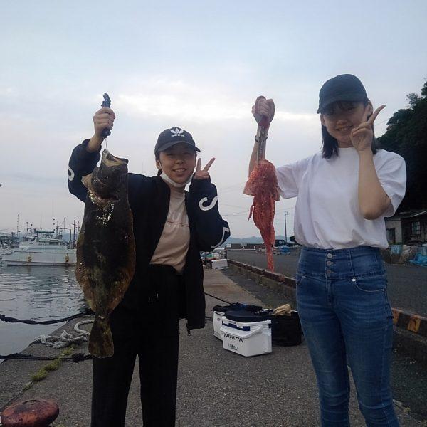 釣り船幸盛丸 釣果 2020/06/06「土」