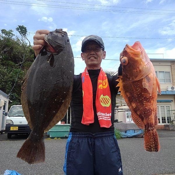 釣り船幸盛丸 釣果 2020/06/14「日」