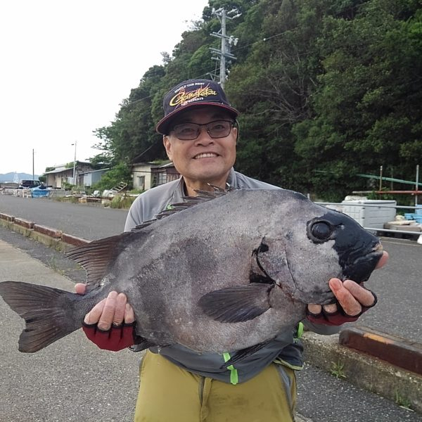 釣り船幸盛丸 釣果 2020/06/17「水」